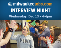 MilwaukeeJobs.com Interview Event