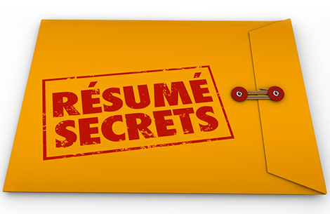 Resume Secrets You Might Not Know