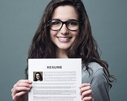 Learn details and tips on creating professional quality resumes
