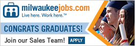 Congrats Graduates! MilwaukeeJobs.com now hiring!