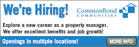 Commonbond Now Hiring