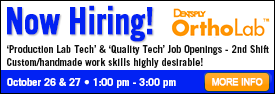 Dentsply Ortho Hiring Event