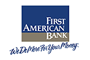 Jobs at First American Bank in Joliet, Illinois