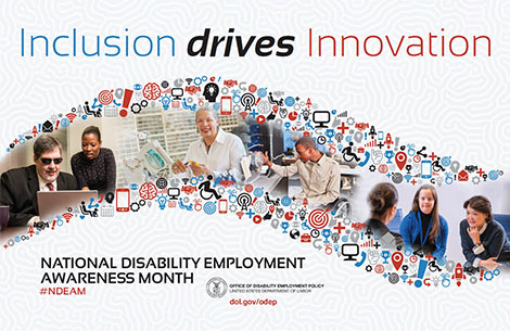 National Disability Awareness Month
