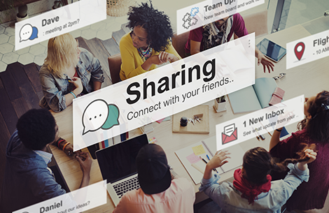 Getting Customers to Share on Social Media