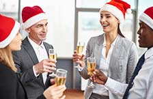 Holiday Season: Time for Parties - and Job Hunting!
