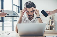 Job dissatisfaction can negatively affect your health and productivity