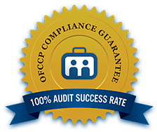 100% audit success rate seal