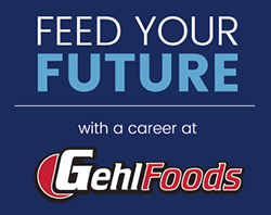 Gehl Foods is Hiring
