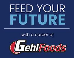Gehl Foods is Hiring