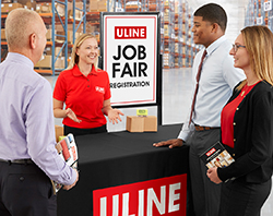 Uline Job Fair