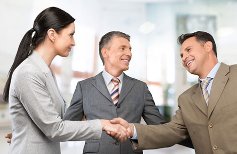 Good Business Etiquette Can Pay Off