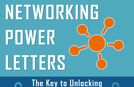Infographic: Networking Power Letters: The Key to Unlocking Hidden Opportunities