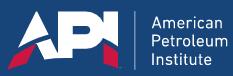 API - American Petroleum Institute