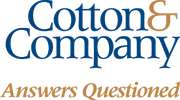 Cotton & Company LLP