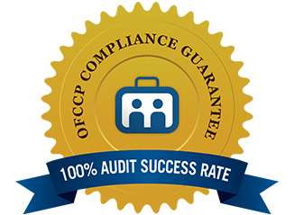 O F C C P compliance audit guarantee