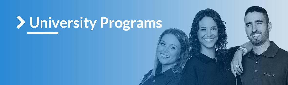 ServiceMaster - University Programs
