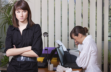 The Effects and Perceptions of Crying at Work