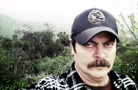 Ron Swanson Interviews for a Job...and Shows Us How NOT to Act
