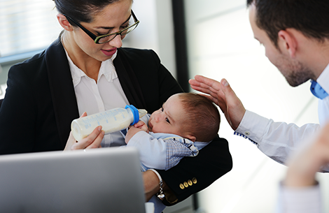 Strategies for Stay-at-Home Moms Going Back to Work