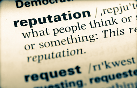 What Dictates and Impacts a Company's Reputation?