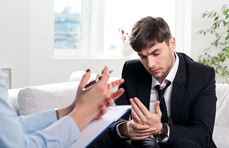 Performance and Conduct Issues in Employees with Mental Health Impairments