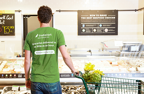 Instacart and the On-Demand Community