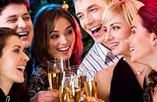 How To Use Your Office Holiday Party to Land a Promotion