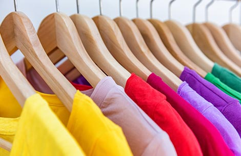 What the Colors You Wear Say About You!