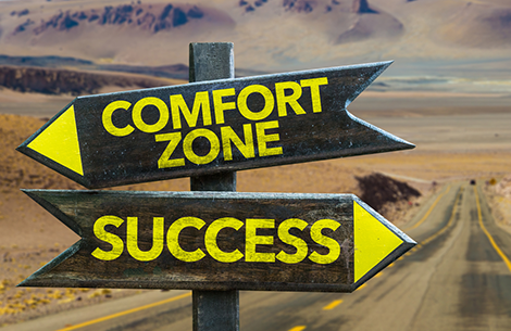 Is Your Work Comfort Zone Holding You Back At Work?