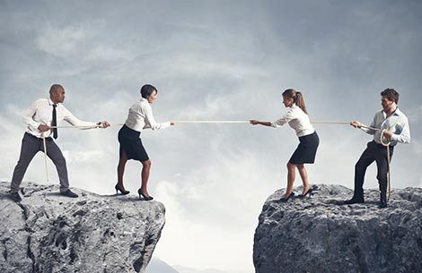 Conquering Conflict | Carole Kanchier on JobsInAppleton com
