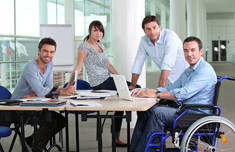 Hiring Persons with Disabilities Who Have Advanced Technical, Expert, Professional, and Managerial Skills