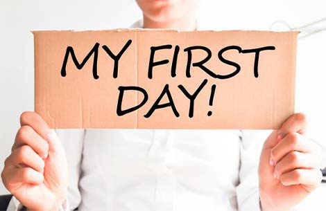 6 Things You Should Do On the First Day of a New Job (and Every Day After That)