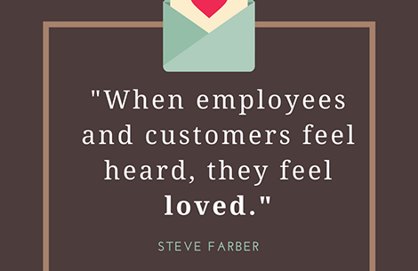 How to Make Your Customers Love You? Wrong Question.