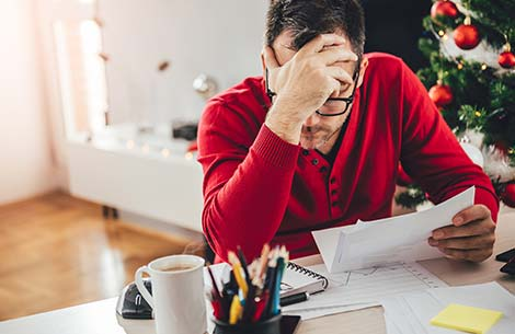 Managing Stress in the Holiday Season