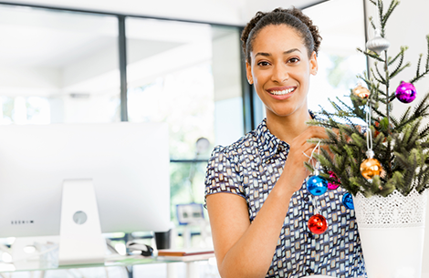 Top 10 Holiday Tips for Career Success