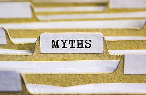 Top Ten Career and Work Myths
