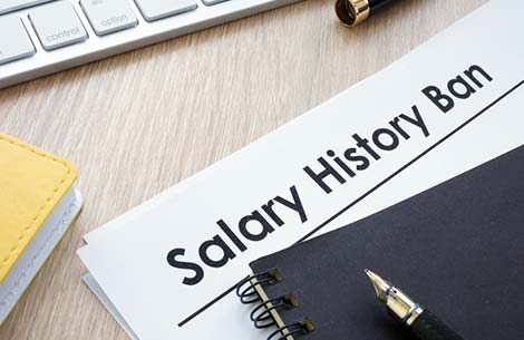 """Ban the Box"" Was Yesterday - Today It's Salary History"
