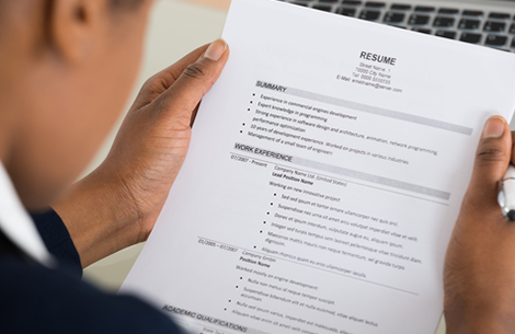 3 Resume Mistakes That Drive Me Crazy