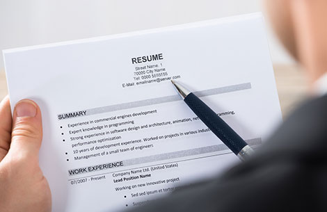 Optimizing Your Resume for the 10-Second Initial Review