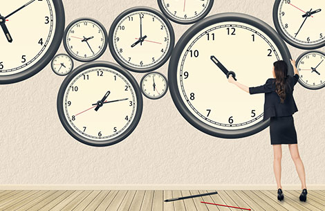 The Myth of Time-Management